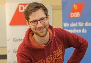 Portrait Sven Blanke