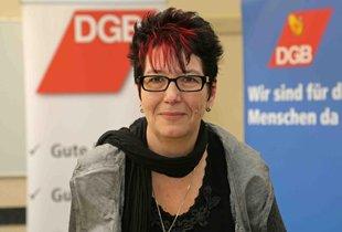 Portrait Dorothee Jürgensen