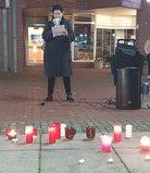 Gedenkveranstaltung Pogromnacht 2020 in Nordenham